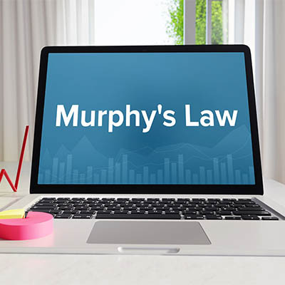 Murphy's Law Makes It Easy to See the Value of Managed Services